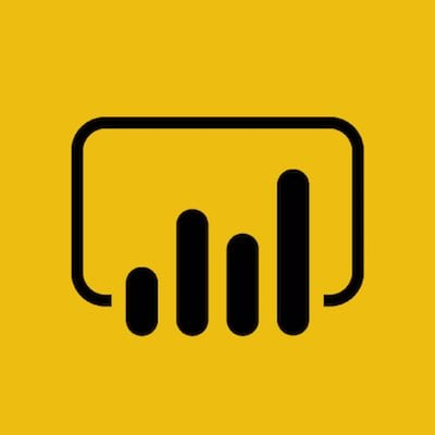 Microsoft Power BI Desktop Logo