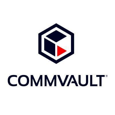 Commvault Complete Backup & Recovery Logo