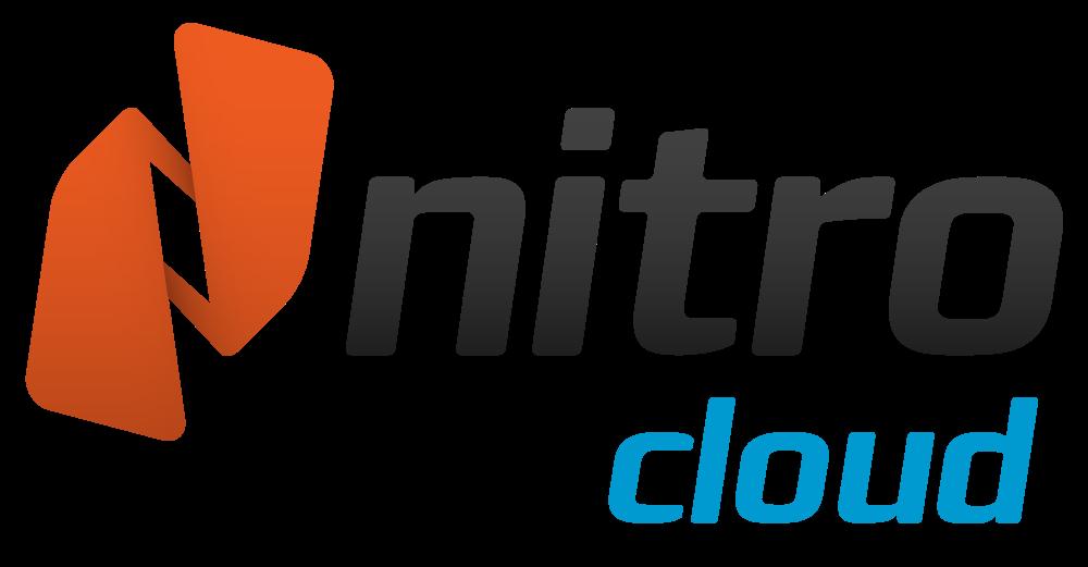 nitro cloud pdf to word