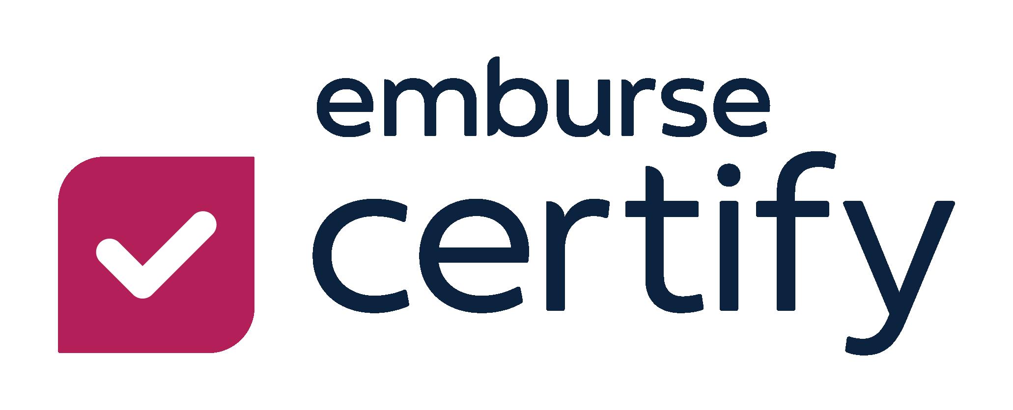 Emburse Certify