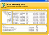 Enstella BKF Recovery Software