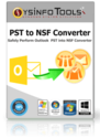 SysInfoTools PST to NSF Converter
