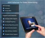 dJAX Video Ad Server