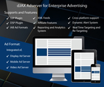 dJAX Enterprise Ad Server