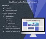 dJAX Native Ad server