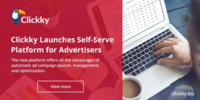 Self-serve platform for advertisers