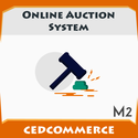 Online Auction System For Magento 2 Store.
