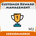 Customer Reward Management : Magento 2 Extension