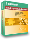 Advanced Outlook Express Data Recovery