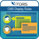 Magento 2 CMC Display Rules