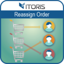 Magento 2 Reassign Order