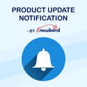 Product Update Notification - Prestashop Addon by Knowband