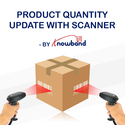Product Quantity Update by Scanner - Prestashop Addon by Knowband