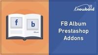 Prestashop FB Album Addons