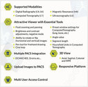Web & Mobile friendly customized DICOM Solution Development