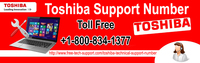 +1-800-834-1377 Toshiba Support Number