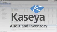 Kaseya Audit & Inventory