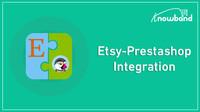 Prestashop Etsy Integration Addon by Knowband