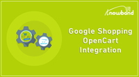OpenCart Google Shopping Integration Module