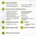 Web & Mobile friendly customized DICOM Solution Development