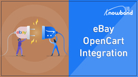 OpenCart eBay Integration Module by Knowband