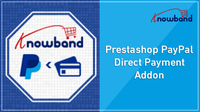 Prestashop PayPal Direct Payment Addon by Knowband