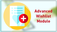 Prestashop Advanced Wishlist Addon by Knowband
