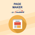 Prestashop Page Maker Addon by Knowband