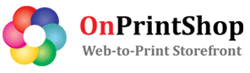 OnPrintShop Web2Print Storefront Solution