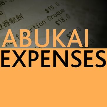 ABUKAI Expenses