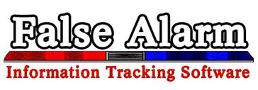 False Alarm Billing and Tracking