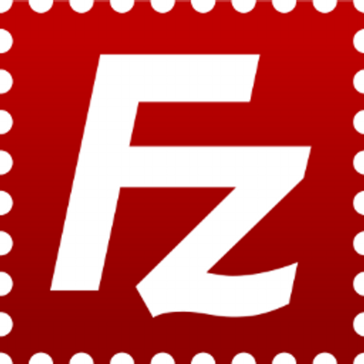 FileZilla casthost upload music to server autodj server