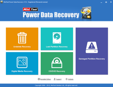 MiniTool Power Data Recovery Reviews