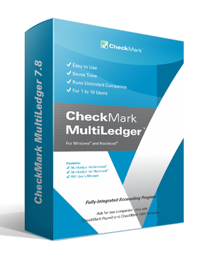 CheckMark Accounting Software Multiledger™