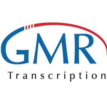 GMR Transcription Reviews