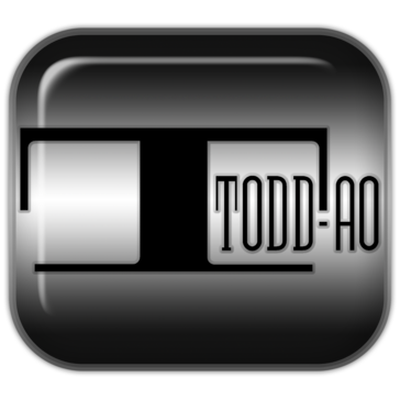 Todd-AO Absentia DX Dialog Cleaning Software