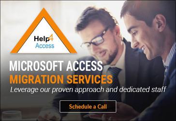 Help4Access (Microsoft Access Support Services) Pricing