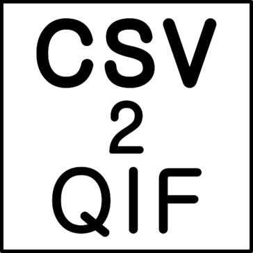 CSV2QIF (CSV to QIF Converter) Reviews