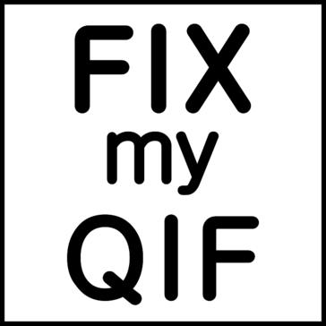FixMyQIF