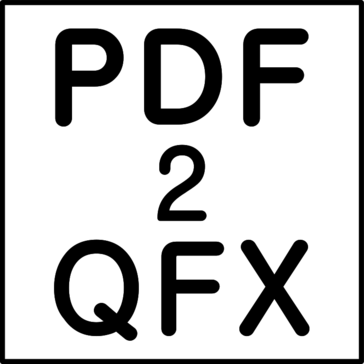 PDF2QFX (PDF to QFX Converter) Reviews
