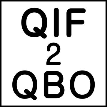 QIF2QBO (QIF to QBO Converter)