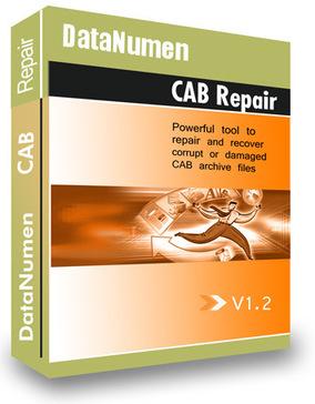 DataNumen CAB Repair