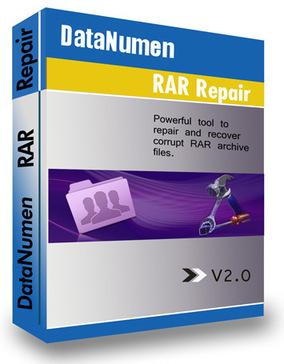 DataNumen RAR Repair Reviews