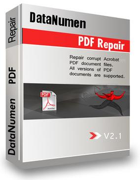 DataNumen PDF Repair Reviews