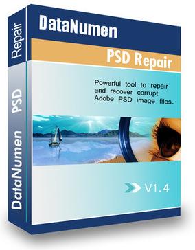 DataNumen PSD Repair Reviews