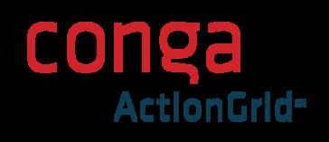 Conga ActionGrid