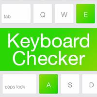 Keyboard Checker