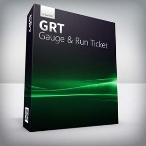 Guage & Run Ticket