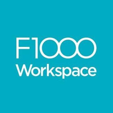 F1000 Workspace