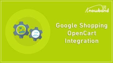 OpenCart Google Shopping Integration Module Reviews